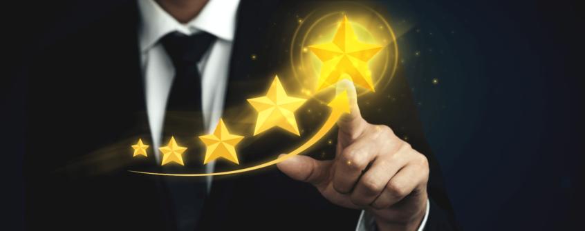 5-Sterne-Bewertung